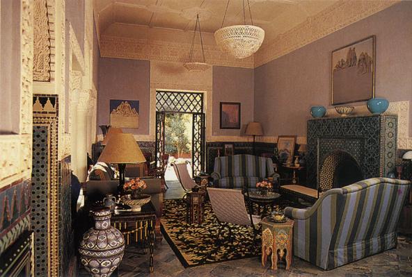 ysl morocco10 villa oasis