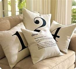 dropcloth cushions 1
