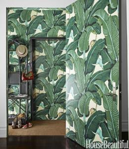 palm leaf hall